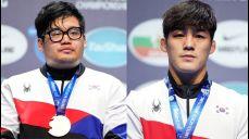 레슬링 김현우ㆍ김민석, 세계선수권 나란히 동메달
