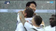 [토트넘 vs 로치데일] 요렌테의 헤트트릭을 만들어준 손흥민의 어시스트 잉글랜드 FA컵 42회