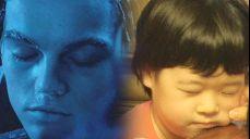 영화를 그대로 재연하며 영어를 구사하는 5살 소녀