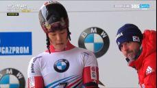 [월드컵 1차] 스켈레톤 2차시기 - 윤성빈 0.11초차 아쉬운 은메달 IBSF 월드컵 (봅슬레이, 스켈레톤) 36회
