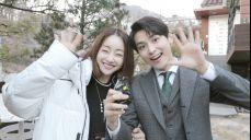 《메이킹》 사랑스러운 커플 서효림·박진우의 마지막 인사(#마지막촬영)