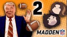 Madden NFL '94: Star Quarterback Arin - PART 2 - Game Grumps VS