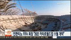 인판티노 FIFA 회장