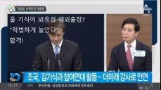 김기식 사태로 청와대 민정수석 조국까지, 청와대 내 '참여연대 게이트'로?