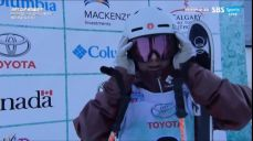 [프리스타일 스키] 여자 모굴 1차시기 - '1차전 1위' 앤디 노드의 환상적인 경기 FIS 국제스키대회 11회