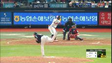 [전체HL] '고영표 완투승' KT, 롯데 꺾고 2연패 탈출