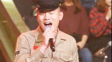 감성이 촉촉, 해병대 군인! '가지마 가지마' 보컬 전쟁 : 신의 목소리 5회