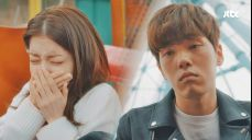 정인선♡김정현, 바이킹이 데이트에 미치는 영향 (우..웁!!)