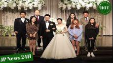 '내딸남' 출연진, 배동성 딸 결혼식 참석