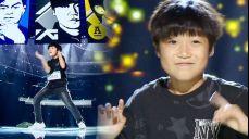 [단독] 김종섭, 무대를 즐기는 10세 힙합 소년의 현란한 춤사위 K팝스타6 (KPOP STAR 6) 4회