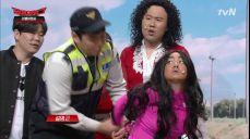 미세먼지 주범으로 검거된 박나래
