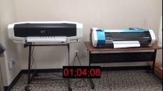 MUTOH 소형 에코 솔벤트 실사기 플로터 프린터 vj-628