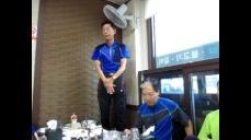 평택을 거처 안성 독립운동 기념관 관람후 이석하회장님이 캬 캬 냉면을 파바방 쏘네