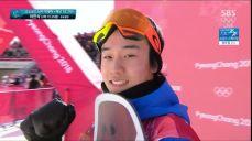 스노보드 빅에어 이민식 하이라이트 2018 평창 동계올림픽대회 55회
