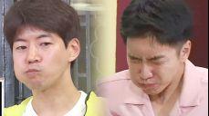 '무통' 이상윤 선생, 이승기 가볍게 누르며 레몬 빨리 먹기 우승!