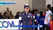 [스피드 스케이팅] 여자 1000m, 박승희 출전 4회 무료 다시보기: [스피드 스케이팅] 남 5000m, 여 3000m SBS Sports