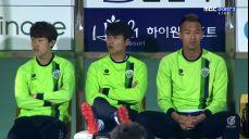 강원FC vs 전북 현대, 선수 입장 및 소개