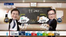 [선거] 이 시각 교육감 개표 현황