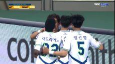 [HL] 강원 FC vs 전북 현대