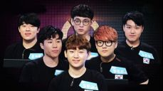 방송 최초 완전체 출연! 오버워치 '국가대표 6인' 게임쇼 유희낙락 27회