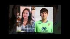 이경규 딸, '예림이는 열애 중'..축구선수 김영찬과 '♥'