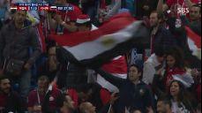 [영상][러시아 : 이집트] '파라오' 살라의 월드컵 신고식..자신 있게 슛~! 극적 'PK 만회골'
