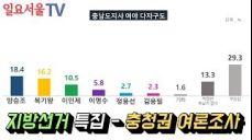 일요서울TV 지방선거 특집 #03 - 충청권 여론조사