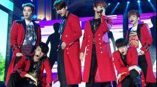 2PM - 하여가+발해를 꿈꾸며 2014 SBS 가요대전 SUPER5 1회 2부