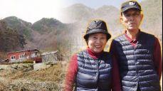 산중 로맨스 2년째인 자연인 부부 '자연친화 통나무집'