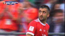 [멕시코 vs 러시아] 홈 팬들을 열광시키는 사메도프의 선제골 10회 무료 다시보기: [A조] 멕시코 vs 러시아 SBS