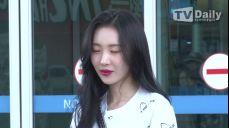 [TD영상] 선미 '오늘은 또 어딜 가시나'