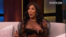 Singer K. Michelle On Her Butt Implants: