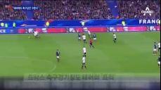 프랑스·잉글랜드, 축구로 '테러와 전쟁'